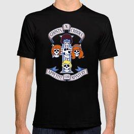 the mystery machine T-shirt