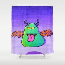 Creatch: Meet Maurice Shower Curtain