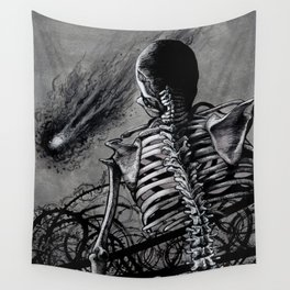 Impact Wall Tapestry