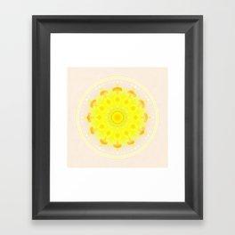 bunkou-003 Framed Art Print