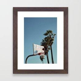 03.24.18 Framed Art Print