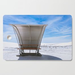 White Sands Shade ll Cutting Board