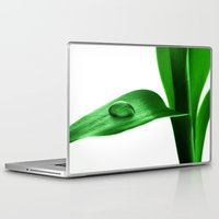 bamboo Laptop & iPad Skins featuring bamboo by Falko Follert Art-FF77