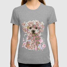 Vintage doggy Bichon frise.DISCOVER T-shirt