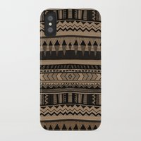 woodland iPhone & iPod Cases featuring  WOODLAND by Vasare Nar
