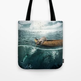 One summer day... Tote Bag