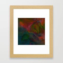 Abstract: lucid dream Framed Art Print
