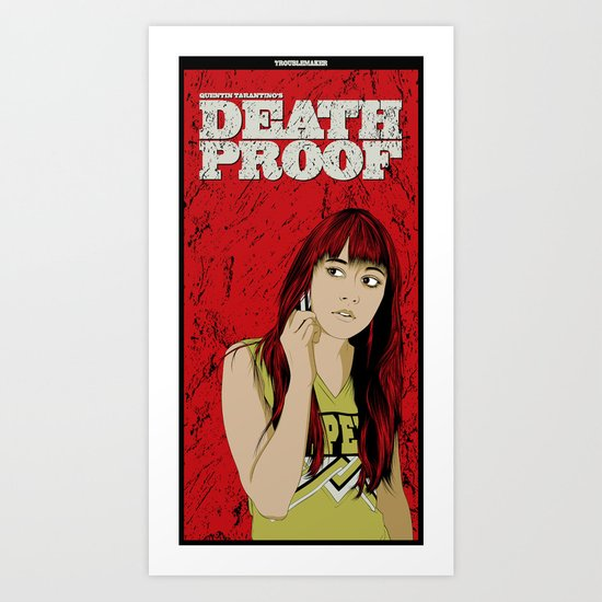 D.P.#02 Art Print