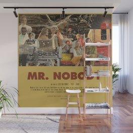 Mr. Nobody - Jaco Van Dormael Wall Mural