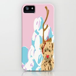 Merry Grinchmas iPhone Case