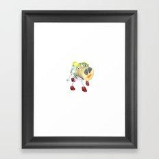 Piggy`s Wife ;) Framed Art Print