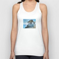 jamaica Tank Tops featuring One Love… Jamaica by NisseDesigns