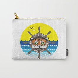 Little Tiger Yacht Club Carry-All Pouch