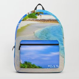 Life is a journey. Backpack