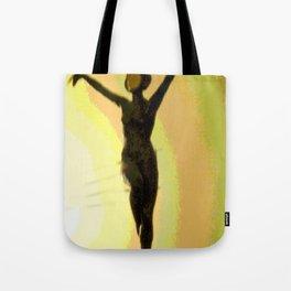 Deco Dance Tote Bag