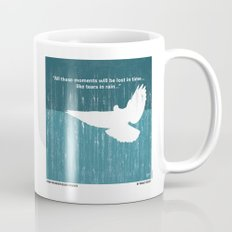 No011 My Blade Runner minimal movie poster Mug