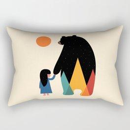 Go Home Rectangular Pillow