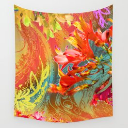 Oh Spring! Wall Tapestry