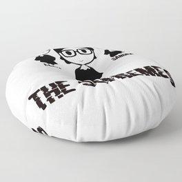 The US Supremes Court RBG Feminist Shirt for Women Men T-Shirt Floor Pillow