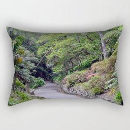 Botanical Gardens Rectangular Pillow