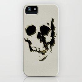 skull #06 iPhone Case