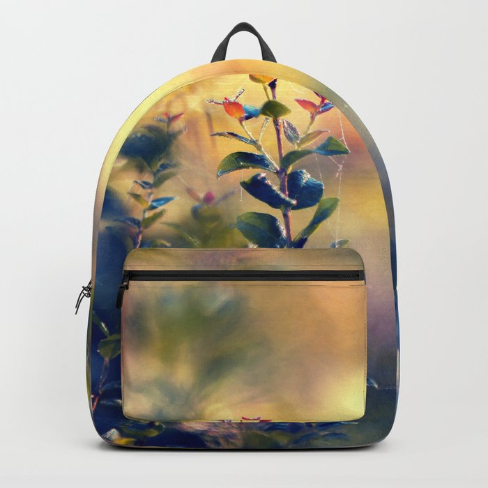 Arrival of Time Backpack