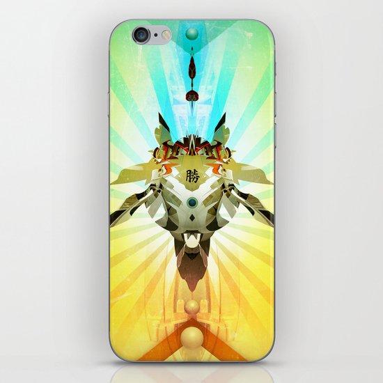 Chubbot! iPhone & iPod Skin