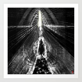 Bifrost Art Print