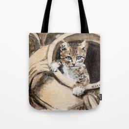 Sweet cat Tote Bag