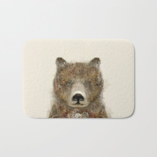 the grizzly Bath Mat