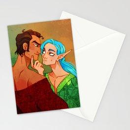 Intruiging Stationery Cards