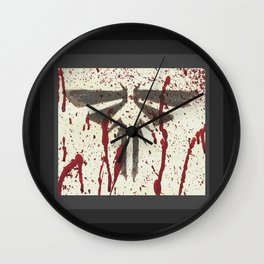 Well, that's the last of us Fireflies. Wall Clock