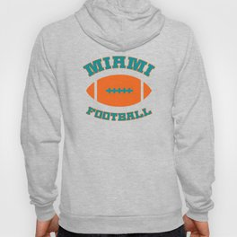Miami Football Hoody