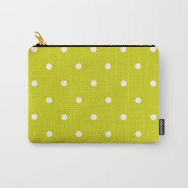 Dotty Pear Carry-All Pouch