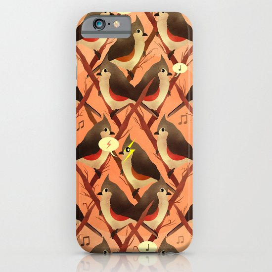 Song Birds iPhone & iPod Case