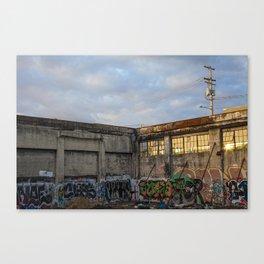 Veil Canvas Print