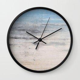 """""""1284 Kapalua Bay Beach #2"""" Print Wall Clock"""