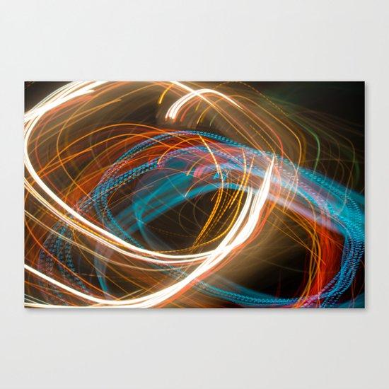 Lights I Canvas Print