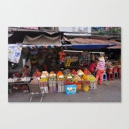 Ho Chi Minh City #3 Canvas Print