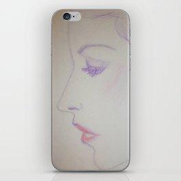 Violet  #Society6  #decor  #buyart iPhone Skin