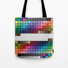 Swatches *Design Nerd Colours Geek Tote Bag