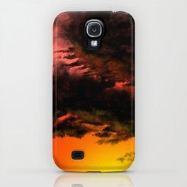 Fiery Skies 2 iPhone Case