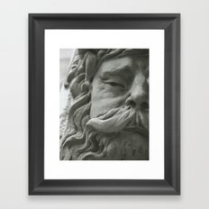 St. Augustine Framed Art Print