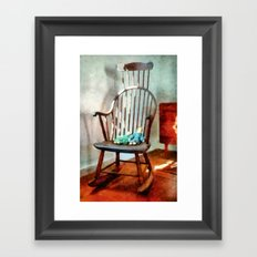 Special Friends - Watercolor Version Framed Art Print