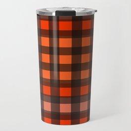 Checkmate Red Travel Mug