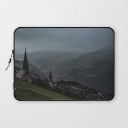 Storming Mountains Laptop Sleeve