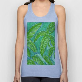 Palm Canopy 2 Unisex Tank Top