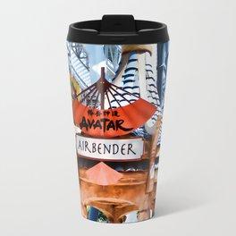 Avatar Airbender Travel Mug