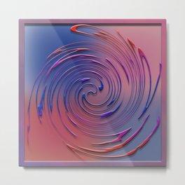Abstract Artwork 3 Metal Print