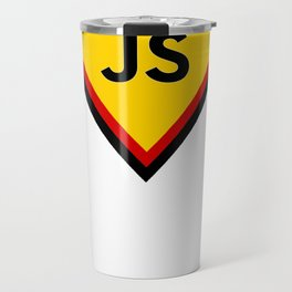 Java script - js programming language Travel Mug